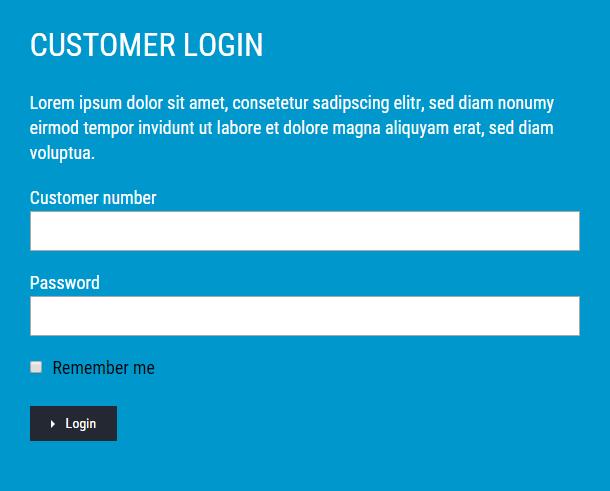 LoginControl